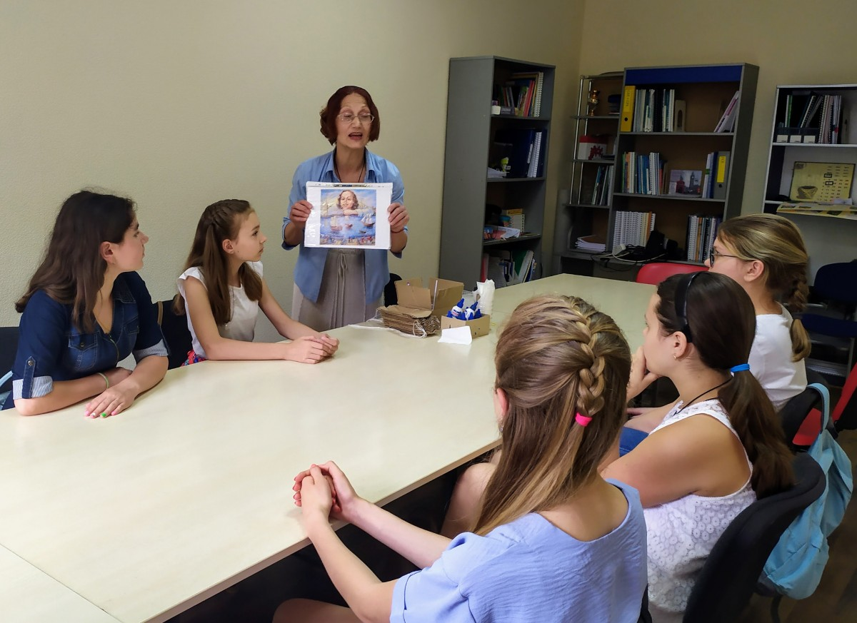 Лучший репетитор английского для детей в Донецке